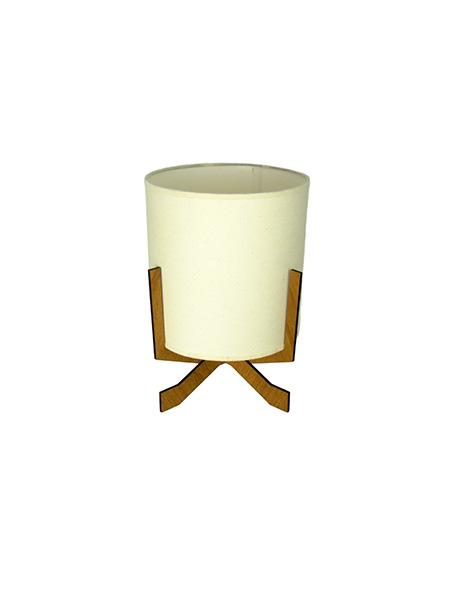 Abajur Minimalista Simples | Classic Lar